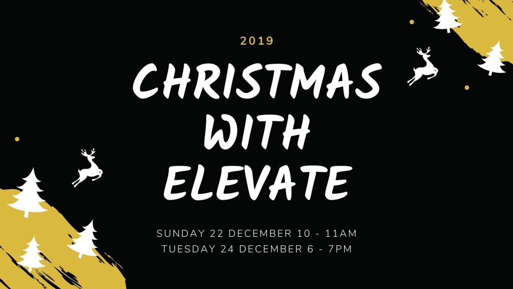 Christmas With Elevate. LX Times
