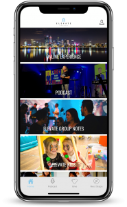 Elevate Church AU App